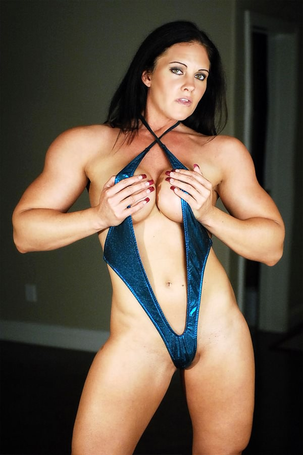 Bodybuilding Raw  Naked and Nude Female Bodybuilders