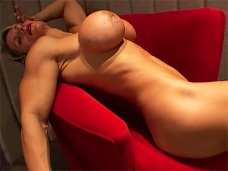 Busty muscular Goddess Heather shows off her built physique from wonderful katie morgan